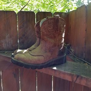 Ariat fatbaby original womens 9